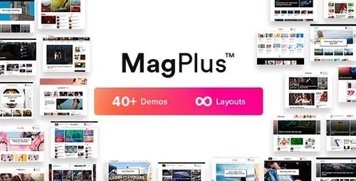 ThemeForest - MagPlus v5.3 - Blog, Magazine, News, Review, Elementor WordPress Theme - 19761728 - NULLED