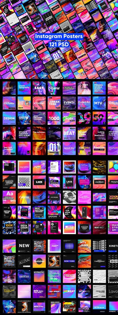 Instagram Posters