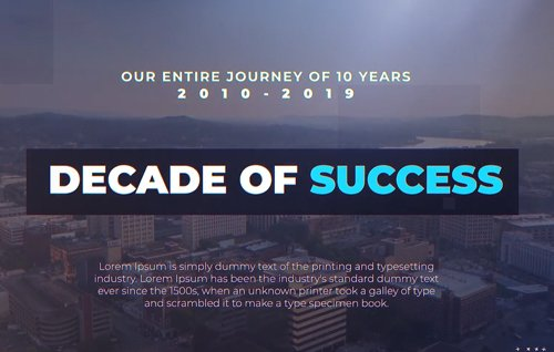 Decades of Success 24622730
