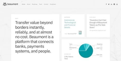 ThemeForest - Beaumont v1.0.0 - Finance Drupal Theme - 24576402