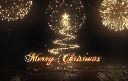 Christmas Logo 22859944