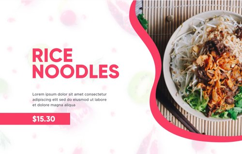 Gastro - Restraunt Food Menu Promo 24218539