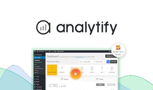 Analytify Pro v2.1.2 - Google Analytics in WordPress - NULLED