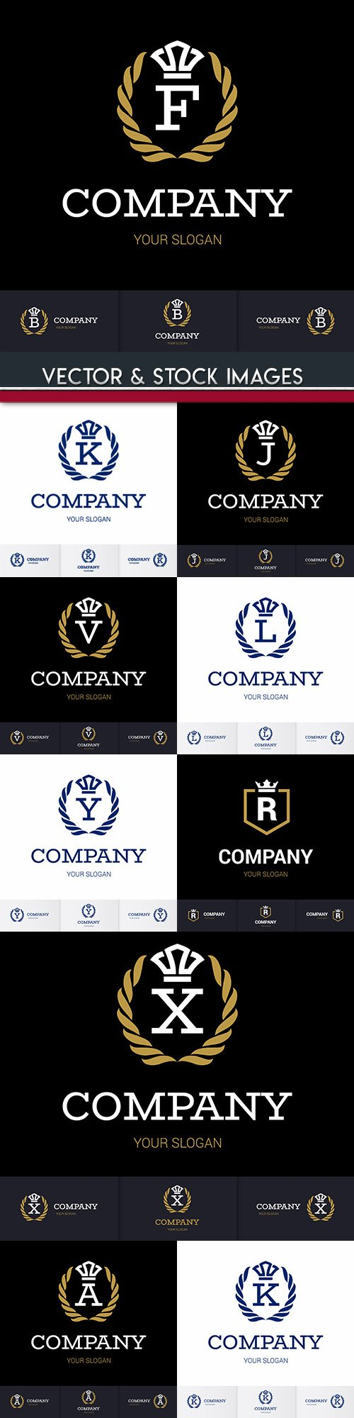 Creative logos corporate company design 30
