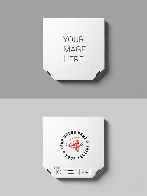 Pizza Box Mockup 288977097 PSDT