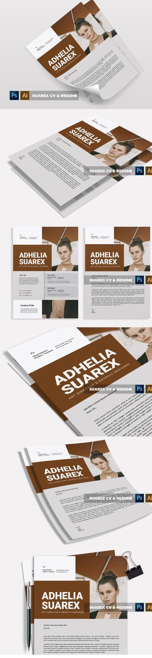 Suarex | CV & Resume