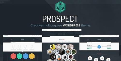 ThemeForest - Prospect v1.1.3 - Creative Multipurpose WordPress Theme - 17749559