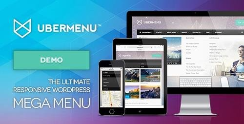 CodeCanyon - UberMenu v3.6.0.1 - WordPress Mega Menu Plugin - 154703