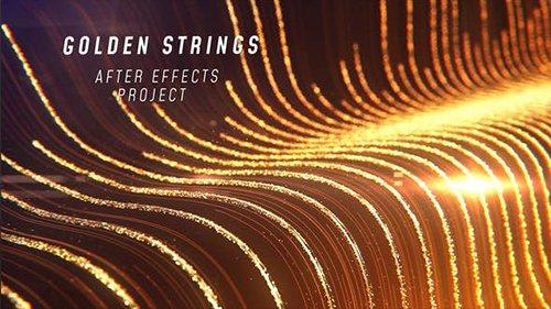 Golden Strings Logo 24702923