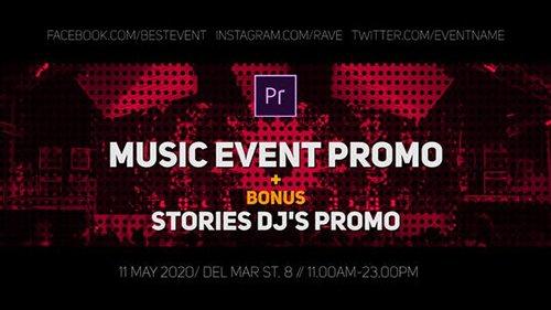 Music Event Promo 21489160