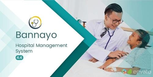 CodeCanyon - Bayanno v4.4 - Hospital Management System - 5814621 - NULLED