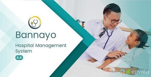 CodeCanyon - Bayanno v4.4 - Hospital Management System - 5814621 - NULLED