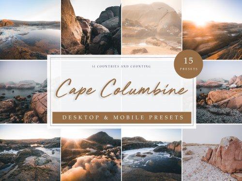 CreativeMarket - LR Presets   Cape Columbine 4115047