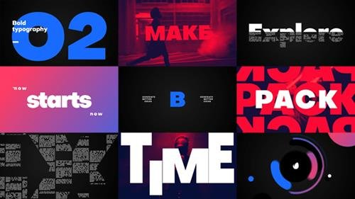 Big Titles -Typography 24697420
