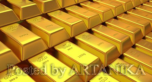 Animation of Gold Bars 13165113