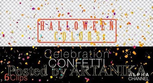 Halloween Celebration Particles 24639606