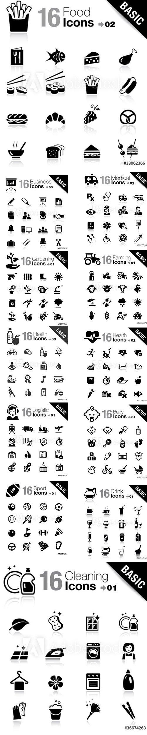 Basic Icons Pack