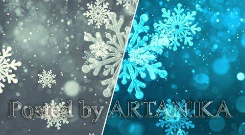 Christmas SnowFlakes 13717838