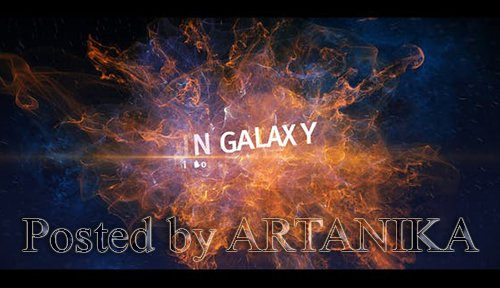 VideoHive - In The Galaxy Intro 24809028