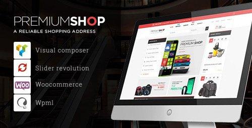 ThemeForest - Premiumo v3.5.1 - WooCommerce Shopping Theme - 10389449