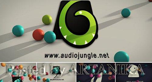 Falling Balls Logo 6688683