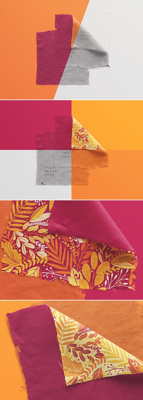 Fabric Linen Mockup 256522833 PSDT