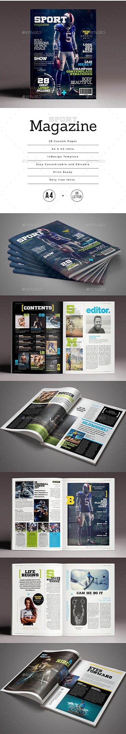 Sport Magazine 24640764