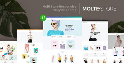 ThemeForest - MolteStore v1.0.0 - Multi Store Responsive Shopify Theme - 22851032