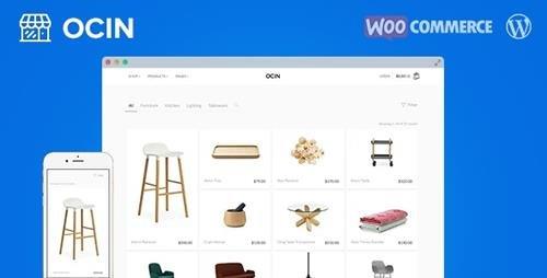 ThemeForest - Ocin v1.4.13 - Responsive WordPress WooCommerce Theme - 15285240