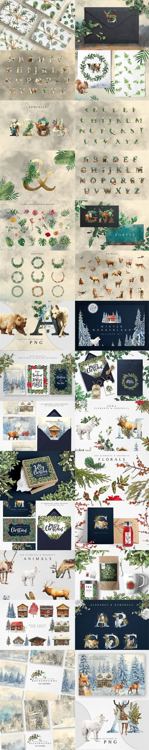 CM - Wonderful Designer Kit Bundle