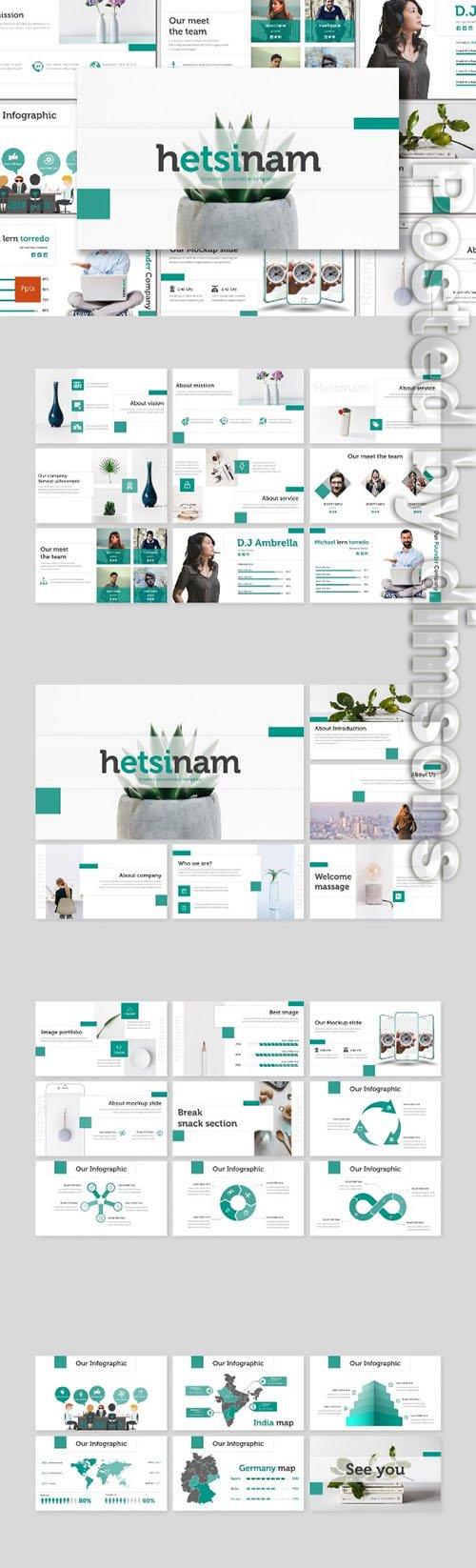 Hetsinam - PowerPoint, Keynote and Google Slides Templates