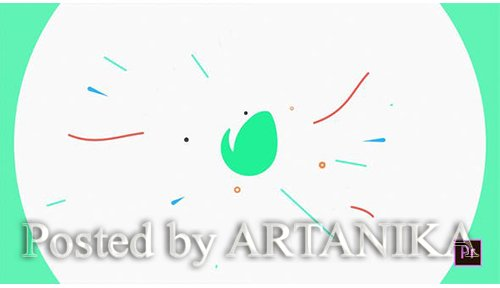 Flat Logo Opener 24870405