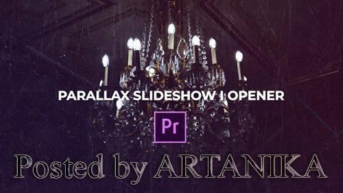 Parallax Slideshow I Opener Premiere Pro 23170826