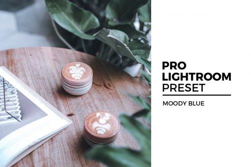 Moody Blue Lightroom Preset