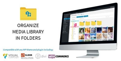CodeCanyon - WP Media File Manager v1.2.3 - WordPress Media Library Folders/Categories Upload Plugin - 19929208