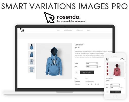 Smart Variations Images PRO v4.0.29 - WooCommerce Extension - NULLED