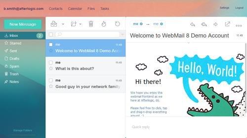 Afterlogic WebMail Pro PHP v8.3.3 - NULLED