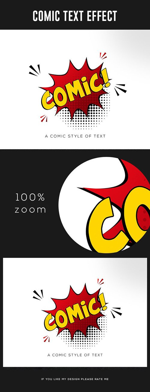 GraphicRiver - Comic Text Effect 24727263
