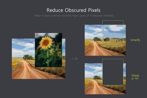 CreativeMarket - Smaller PSD - Filesize Reduce Kit 4235853