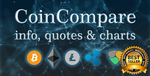 CodeCanyon - Crypto Compare v1.5.4 - Coin Market Cap, Chart, Widget, Watchlist, News | All in One Cryptocurrency App - 20898327 - NULLED
