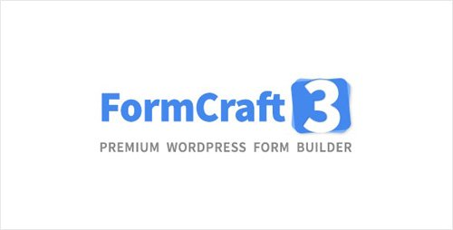 CodeCanyon - FormCraft v3.8.9 - Premium WordPress Form Builder - 5335056 - NULLED