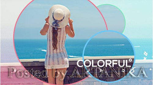 VideoHive - Colorful Opener 20676017