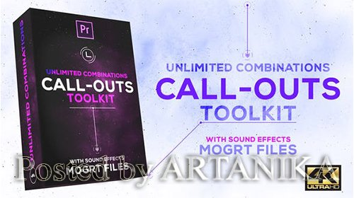 VideoHive - Call-Outs Tool Kit   MOGRT Files for Premiere Pro 22094861