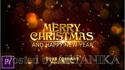 VideoHive - Christmas Wishes - Premiere Pro 24917562
