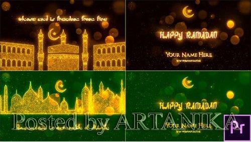 Ramadan Opener - Premiere Pro 24911752