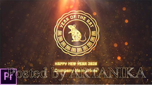 Chinese New Year 2020 - Premiere Pro 24937070