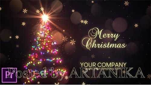 Christmas Lights - Premiere pro 24913855