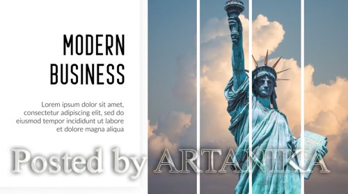 Modern Business - Clean Lines 248539