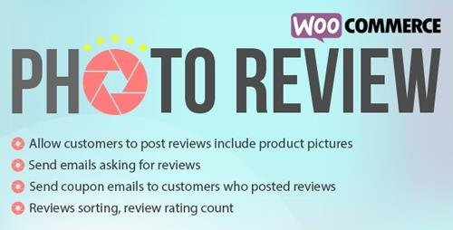 CodeCanyon - WooCommerce Photo Reviews v1.1.3.4 - Review Reminders - Review for Discounts - 21245349