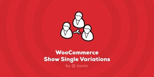 IconicWP - Show Single Variations Premium v1.1.16 - NULLED